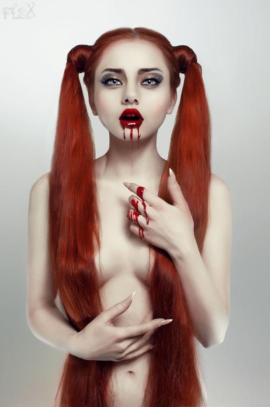Bleeding Beauty: Hunger