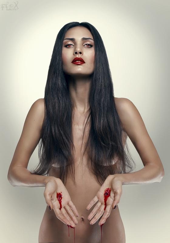 Bleeding Beauty: Stigmata